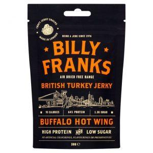 Billy franks british turkey jerky